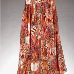 NWOT Boston Proper Maxi Skirt